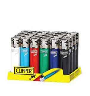 CLIPPER ELECTRONIC JET FLAME
