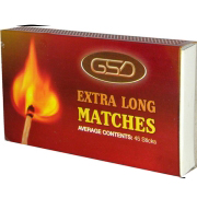 GSD EXTRA LONG MATCHES 45 PACK
