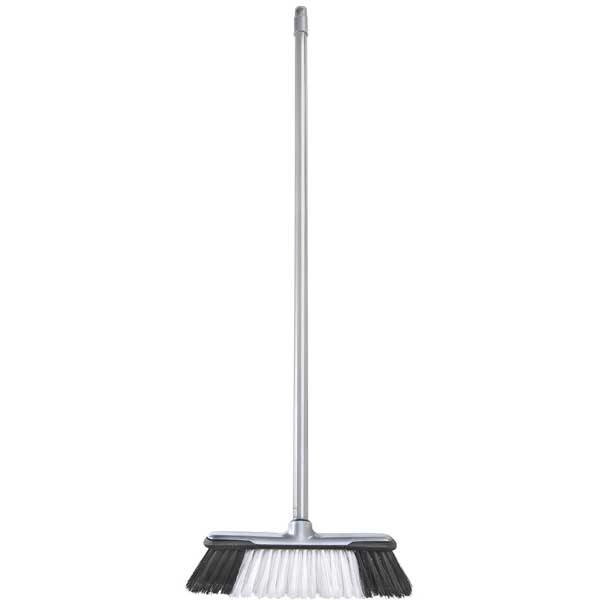 VICTORY SILVER SOFT BROOM & HANDLE